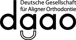 Logo der Deutschen Gesellschaft für Aligner Orthodontie