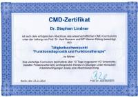 CMD Zertifikat