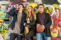 Jugendliche in der Pubertät