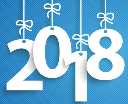 Gute Vorsätze für 2018