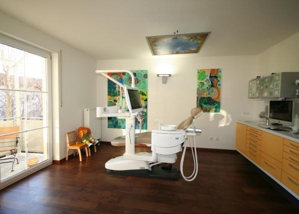 Prophylaxezimmer Dr. Lindner